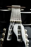 Guitarra na perspectiva Foto de Stock