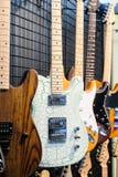 guitarras foto de stock