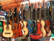 Guitarras imagenes de archivo