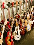guitarras fotografia de stock royalty free