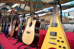 guitarras fotos de stock royalty free