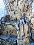 guitarras Imagens de Stock