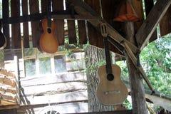 guitarras fotografia de stock