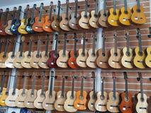 guitarras Imágenes de archivo libres de regalías