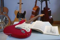 guitarren Stockfoto