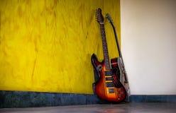guitarren stockbilder