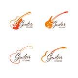 guitarren Lizenzfreie Stockbilder