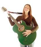 guitarrista Fotos de Stock Royalty Free