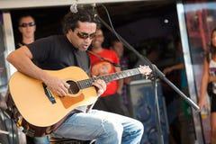 Guitarrista Imagens de Stock