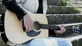 Guitarrista vídeos de arquivo