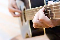 Guitarrista Imagem de Stock