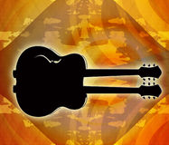 Guitars Royalty Free Stock Image