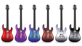 guitars stock illustratie