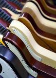 guitars Immagine Stock Libera da Diritti