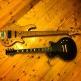 guitars Fotografia Stock Libera da Diritti