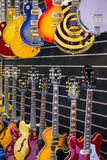 The guitars Royalty Free Stock Photo