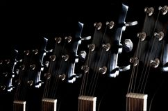 Guitars. Stock Image