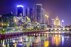 Guiyang, China stock foto