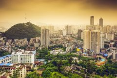 Guiyang, Chiny Zdjęcia Stock