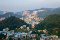 Guiyang cityscape,china 4 Stock Image