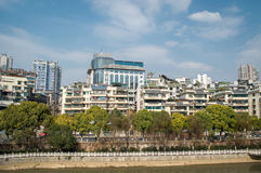 Guiyang cityscape,china Stock Image