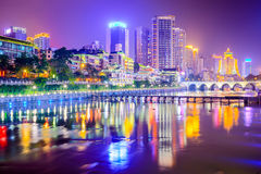 Guiyang Cityscape Stock Image
