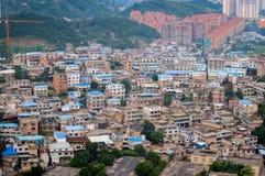 Guiyang villege cityscape,china 3 Royalty Free Stock Image