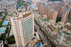 Guiyang villege cityscape,china 4 Royalty Free Stock Images