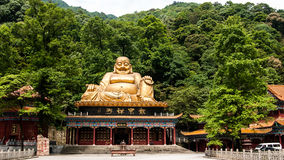 Guizhou Fanjingshan Buddha Royalty Free Stock Photography