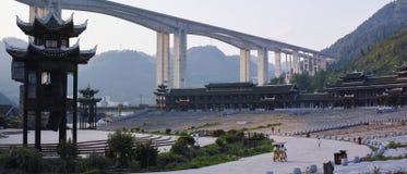 Guizhou teater Arkivbild