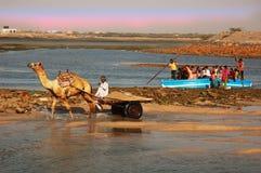 Gujarat en la India Imagen de archivo