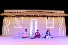 Gujarat kultura zdjęcia stock