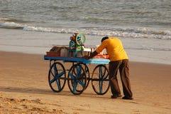 gujarat seabeach zdjęcie stock