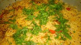 Gujarati khichdi Lizenzfreies Stockfoto