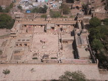 Gujri palace Gwalior fort India Royalty Free Stock Photos