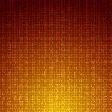 Gul abstrakt bakgrund Royaltyfri Foto