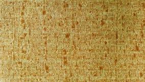 Gul abstrakt texturbakgrund för inpackningspapper Royaltyfri Fotografi