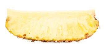 Gul ananasskiva Royaltyfria Foton