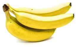Gul banan royaltyfri foto