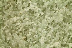 Gul färg skrapad yttersida för metallplatta Arkivbilder