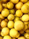 Gul limefrukt arkivfoto