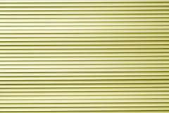 Gul modell för vägg för färgmetalllager Arkivbilder