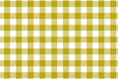 Gul modell f?r gingham Textur fr?n romb/fyrkanter f?r - pl?d, borddukar, kl?der, skjortor, kl?nningar, papper och annan textil vektor illustrationer