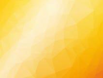 Gul orange sommarbakgrund royaltyfri illustrationer