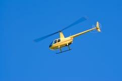 Helikopter R-44 Arkivbilder