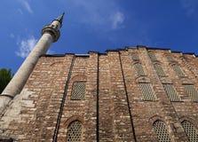 Gul Rose Mosque - St. Theodosia Monastery - Hagia Theodosia Church in Istanbul stockbilder
