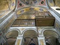 Gul Rose Mosque - St. Theodosia Monastery - Hagia Theodosia Church in Istanbul lizenzfreie stockfotografie