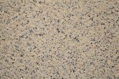 Gul sandvägg Arkivbilder