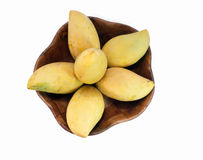 Gul sommar för mango royaltyfri foto