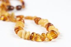 gula pärlor Royaltyfri Foto